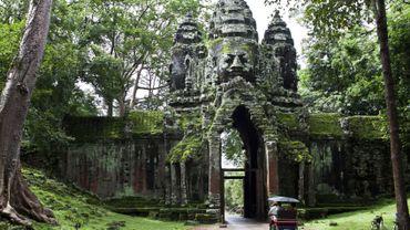 Le temple d'Angkor Wat à Siem Reap, Cambodge ©cristapper/Istock.com