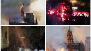 Qui va payer? Comment ça a pu brûler? Et l'orgue? Les 10 questions que vous vous posez sur l'incendie de Notre-Dame de Paris
