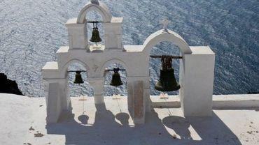 Thera, capitale de Santorin