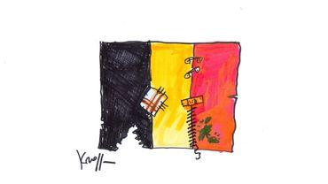 """L'État belge est-il """"malade"""" de son fédéralisme?"""