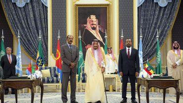 L'Ethiopie et l'Erythrée signent un accord consolidant leur réconciliation