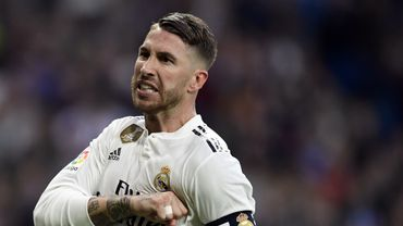 Sergio Ramos, la rage de vaincre incarnée