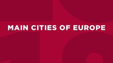 """Le guide """"Michelin Main Cities of Europe"""" est rédigé en anglais et vise un public de voyageurs d'affaires"""