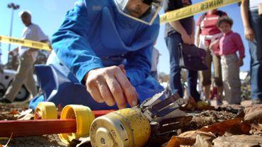 La Colombie a jusqu'en 2025 pour se débarrasser des mines antipersonnel