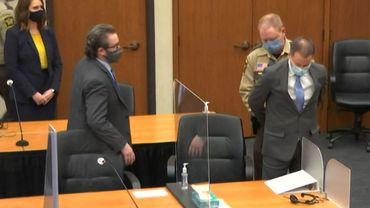 Etats-Unis : le policier Derek Chauvin jugé coupable du meurtre de George Floyd veut faire annuler le verdict