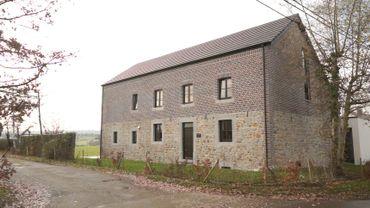 Extension et rénovation d'une ancienne ferme à Aubel