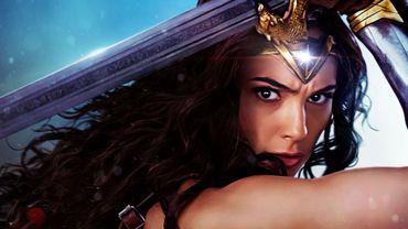 """L'affiche de """"Wonder Woman"""""""