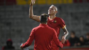 Tubize décroche sa première victoire de la saison, le Beerschot Wilrijk accroché