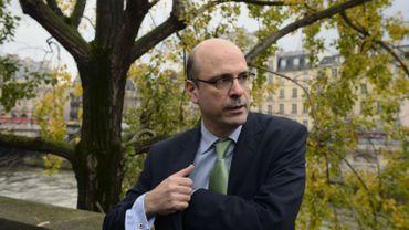 Stephane Bonifassi, l'avocat de Hassan Diab, suspecté d'avoir perpétré l'attentat d'Anvers en 1981.