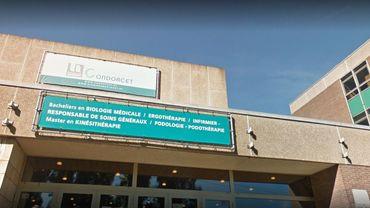 La section paramédicale de la haute école Condorcet de Charleroi dans la tourmente