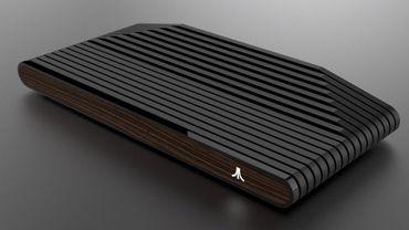 """Attendue au printemps 2018, l'Ataribox doit """"permettre à Atari de se repositionner sur le marché du hardware (matériel) et les objets connectés"""", selon le groupe"""