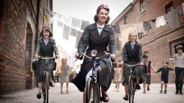 """""""Call the Midwife"""" a été lancée en 2012 sur BBC One."""