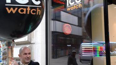 Ice Watch tente de pénétrer le marché suisse