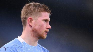 Kevin de Bruyne, taulier de Manchester City.