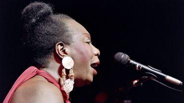 Nina Simone en 1991