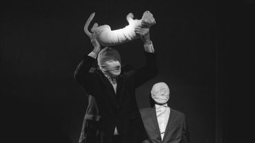 "Josef Nadj dans ""Mnémosyne"" ""Legs"""