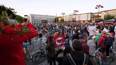 Slovénie: manifestation monstre contre le gouvernement