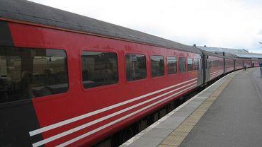 Les lignes ferroviaires 42 et 43 ne sont plus menacées, en tout cas dans l'immédiat (illustration).