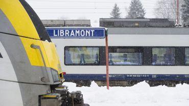 La ligne 162 Namur-Luxembourg paralysée entre Jemelle et Libramont