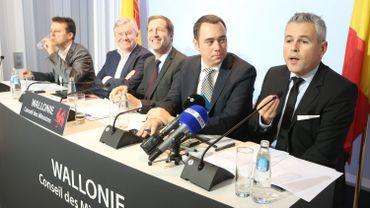"""Maxime Prévot: un budget """"de sincérité, responsabilité et de crédibilité"""""""