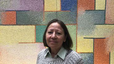 """Maria Teresa Blandon: """"En tant que féministes, ca fait deux ans que nous dénonçons les violations des droits humains par ce régime"""""""