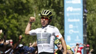 Caleb Ewan rejoint l'équipe belge Lotto
