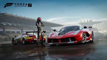 """""""Forza Motorsport 7"""" propose encore plus d'immersion pour ses joueurs sur Xbox One et Xbox One X dès novembre."""