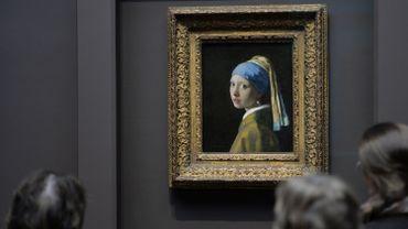Une balade virtuelle dans l'oeuvre de Vermeer