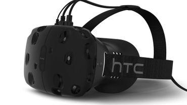 Le HTC Vive