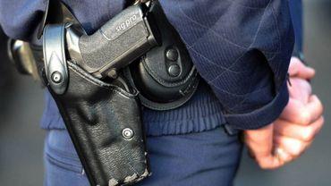 En attendant la rénovation de la salle de Marcinelle, des solutions ont été trouvées avec d'autres stand de tir, comme ceux de Châtelet, Jurbise ou celui de la police fédérale à Jumet (illustration).