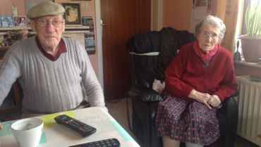 Les doyens de Flobecq, 191 ans à eux deux