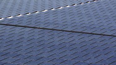 La façade de la Tour des Finances de Liège sera bientôt photovoltaïque
