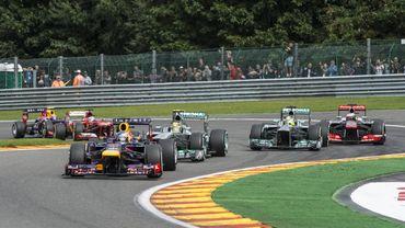 A terme, le circuit de Spa-Francorchamps doit faire l'objet de divers aménagements.