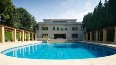 La villa Empain.