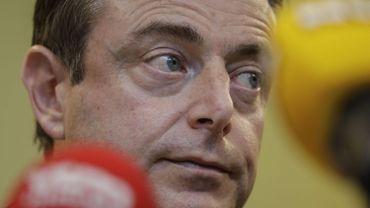 """Bart De Wever plaide en faveur d'élections anticipées: """"Il faut écouter le peuple"""""""