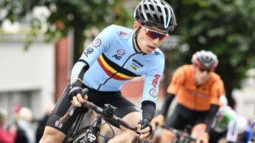 Bjorn Lambrecht privé de Tour Down Under