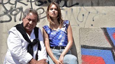 Tony Gatlif et Daphné Patakia