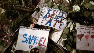 Assassinat de Samuel Paty à Conflans, l'enquête confiée à un juge antiterroriste