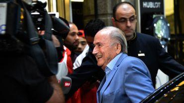 Blatter convoqué en mars par le parquet suisse au sujet du Mondial 2006