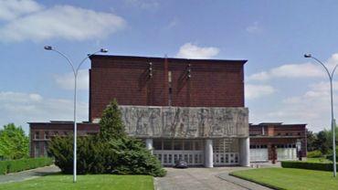 Le bâtiment date des années 30.