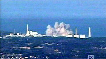 L'explosion du 15 mars 2011