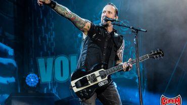 Volbeat: Tom Jones en guest bientôt?