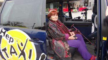Agnès Varda dans Hep Taxi !