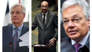 Un no deal sur le Brexit : les regrets de l'Union et de la Belgique