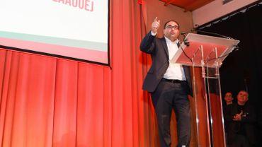 Présidence du PS bruxellois: Ahmed Laaouej, élu à 25 pourcent des voix