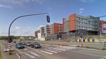 L'hôpital Marie Curie à Charleroi membre de l'ISPPC.