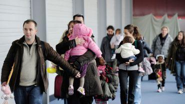 Soixante-deuxenfants venant de l'étranger ont été adoptés en Fédération Wallonie-Bruxelles en 2017.