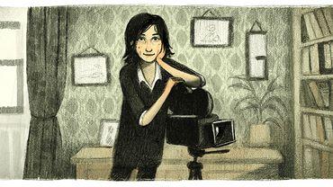 Chantal Akerman mise à l'honneur par Google