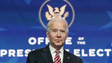 """""""Cette abdication des responsabilités a des conséquences dévastatrices"""", a prévenu Joe Biden."""