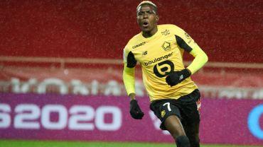 Victor Osimhen est le meilleur joueur africain de l'année en Ligue 1